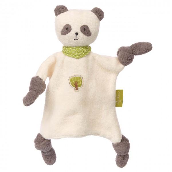 Bio Schnuffeltuch Panda