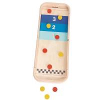 Mini Shuffleboard und Disc Flicker Brettspiel