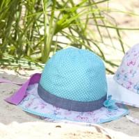 Vorschau: Eleganter & verstellbarer Sommerhut mit Nackenschutz