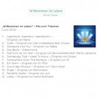 """Vorschau: Einschlafmusik - Baby-Stars - """"Willkommen im Leben"""""""