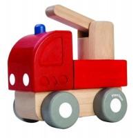 Holz Feuerwehrauto ab 12 Monate