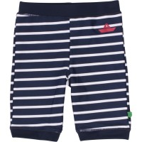 Kinder Bade Shorts navy