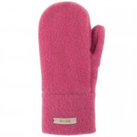 Fuchsia Kinder Handschuhe Wolle