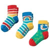 Kinder Bio Socken für Mädchen