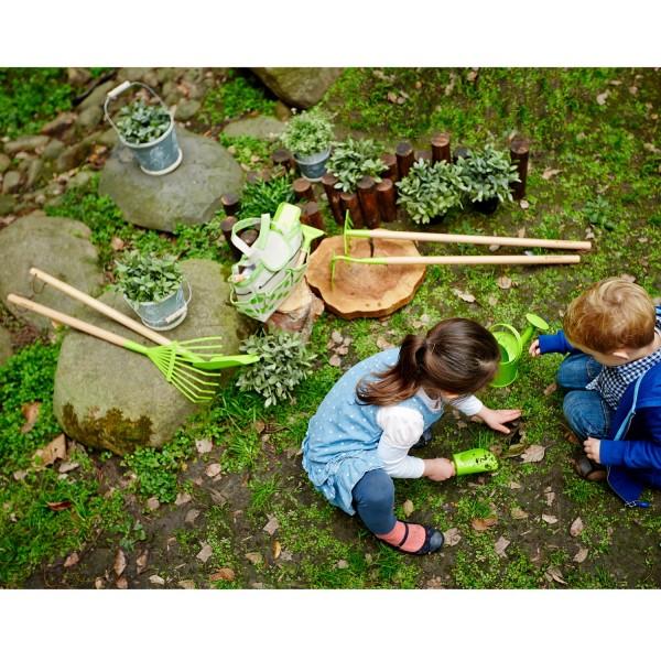 Hochwertiges 3-teiliges Set Hand-Gartengeräte