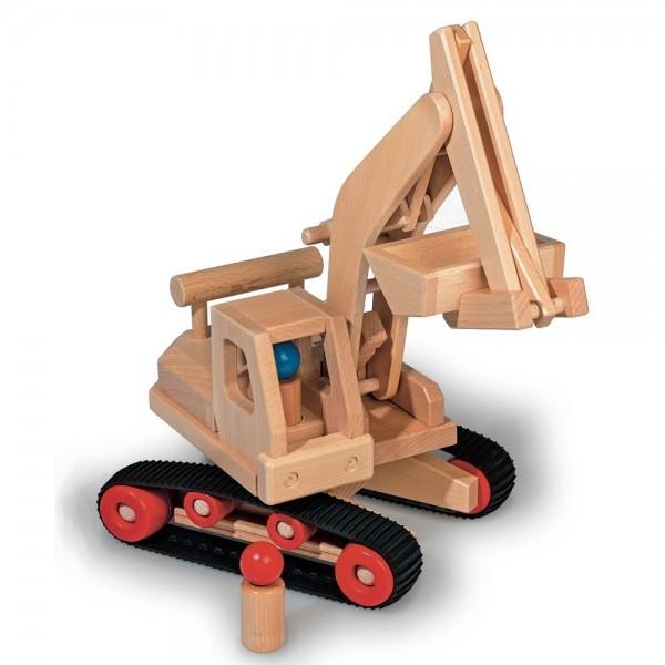 Fagus Holz Bagger