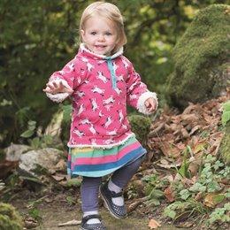 Mitwachsender Wendepullover mit Bio Fleece - kuschelig warm