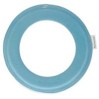 Vorschau: Grosser super weicher Wurfring LOOP Frisbee blau