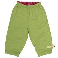 Outdoor Hose - leicht gefüttert und regenabweisend - grün