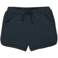 Robuste weiche Sweat Shorts navy