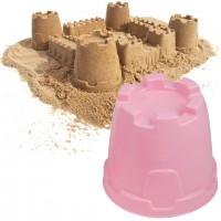 Sandform Burgturm - rosa