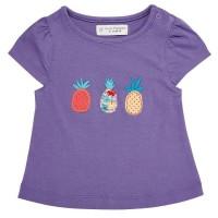 Bio T-Shirt für Babys & Kleinkinder - Ananas