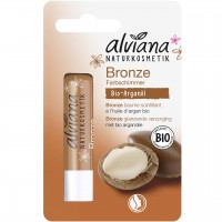 Naturkosmetik Lippenpflegestift Bronze (4,5g)