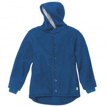 Walk-Jacke mit Knopfleiste in marine
