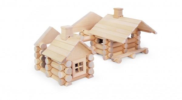 111-tlg. - Baukasten System - freies Bauen & konstruieren