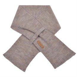 Steckschal Wolle 70 cm ca 1-3 Jahre beige