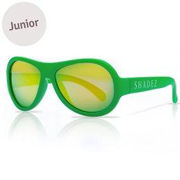 Kinder Sonnenbrille 3-7 schadstofffrei uni grün