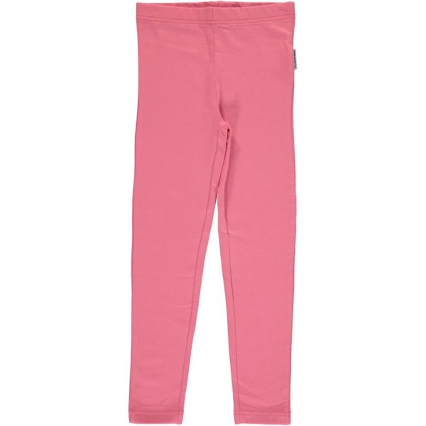 Dickere Kinderleggings Sweat pink