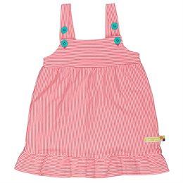 Kleid ohne Arm super leicht rosa