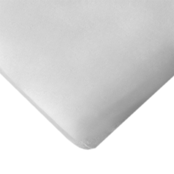 Bio Spannbettlaken 70 x 140 cm weiß