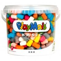 Vorschau: Basic 500 - Vorteilseimer - für PlayMais Liebhaber