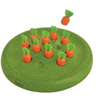 Vorschau: Solitaire Spiel im Karottengarten Design