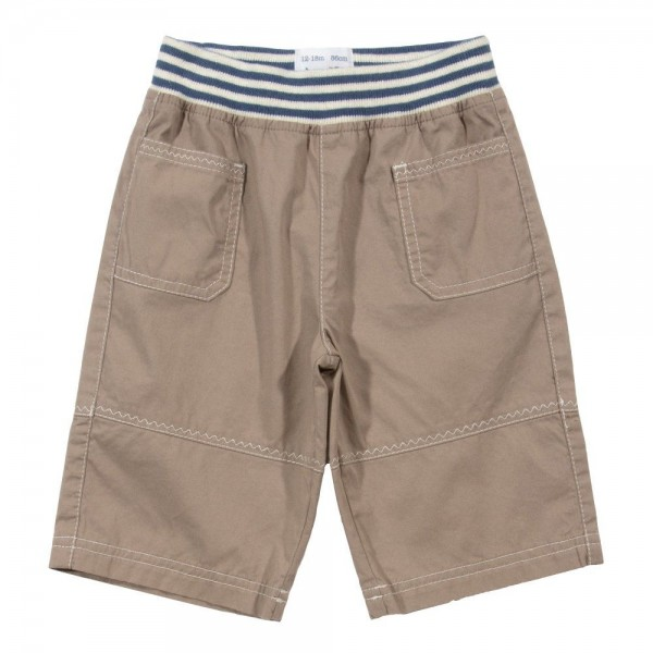 Mitwachsende Shorts mit Gummibund - Klassiker!
