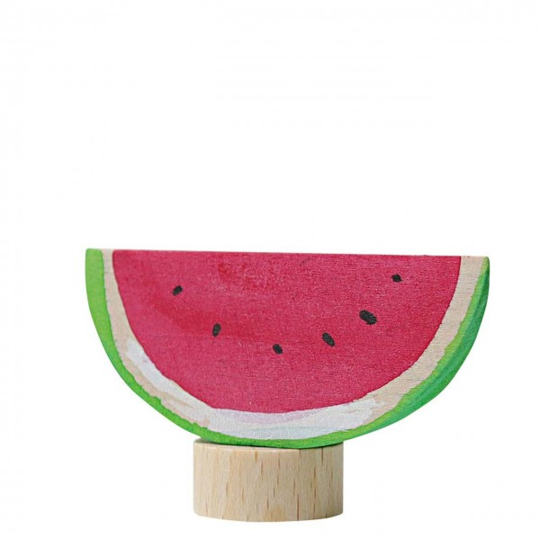Grimm´s Wassermelone Stecker Deko