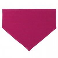 Elastisches Halstuch für Kinder himbeer-pink