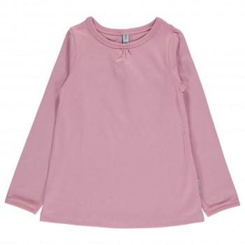 Langarmshirt A-Schnitt pastell-rosa