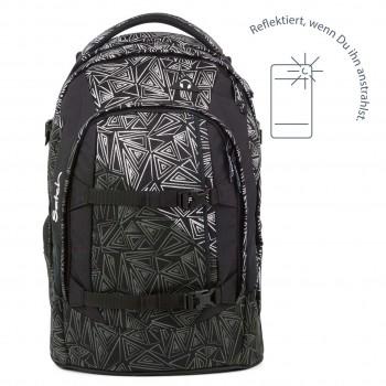 Schulrucksack ergonomisch satch pack Ninja Bermuda - 30l
