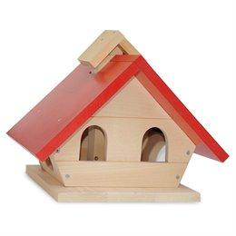 Vogelhaus Bausatz aus Holz ab 5 Jahren