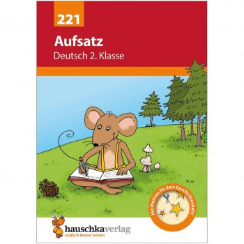 Deutsch Übungsheft Aufsatz schreiben – 2. Klasse