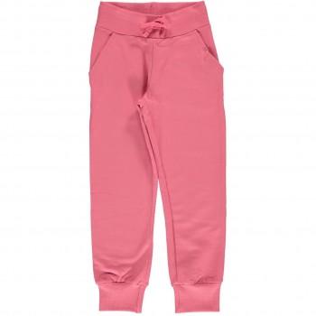 Rosa-pinke Mädchen Jogginghose