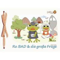 """Kinderbuch """"Ro-Bad & die große Frage"""" - schult zwischenmensc"""