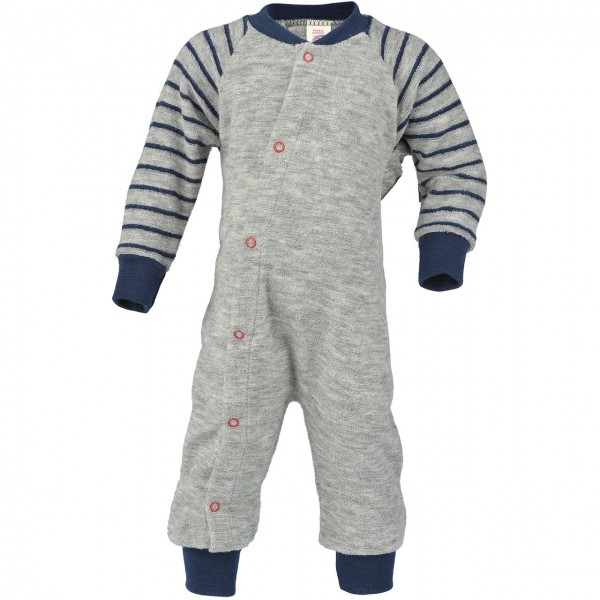 Frottee Strampler Schlafanzug für die kühlere Jahreszeit