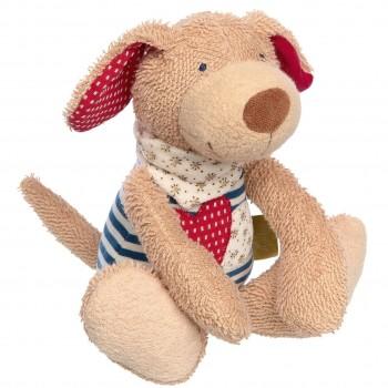 Bio Kuscheltier Schlenkertier Hund 24 cm