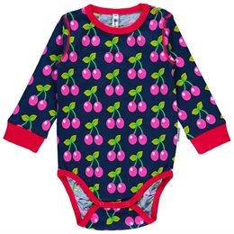 Kirschen Baby Body soft navy