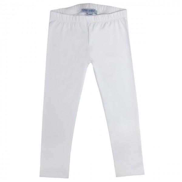 Edle Leggings in weiß