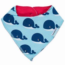 Baby Dreiecktuch mit Walen