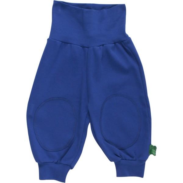 Bio Babyhose mit breitem Hosenbund 3er Pack