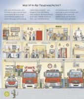 Vorschau: Unterwegs mit der Feuerwehr - mit tiptoi 600 Sounds entdecke