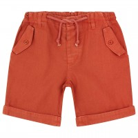 Robuste Outdoor Twill Shorts rusty orange