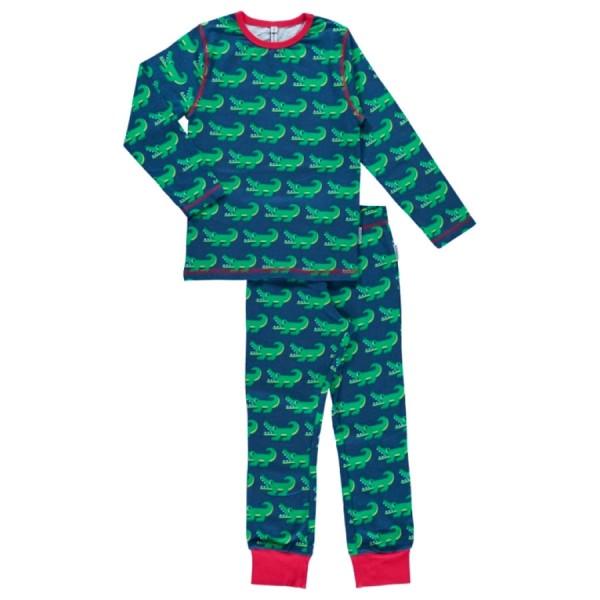 Kroko Bio Schlafanzug leicht