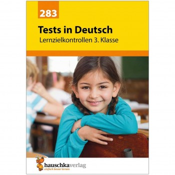 Deutsch Übungsheft Lernzielkontrollen 3. Klasse