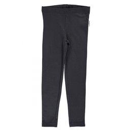 Uni Jersey Leggings schwarz