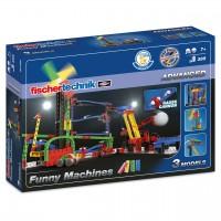 Advanced Baukasten Funny Machines ab 7 Jahre