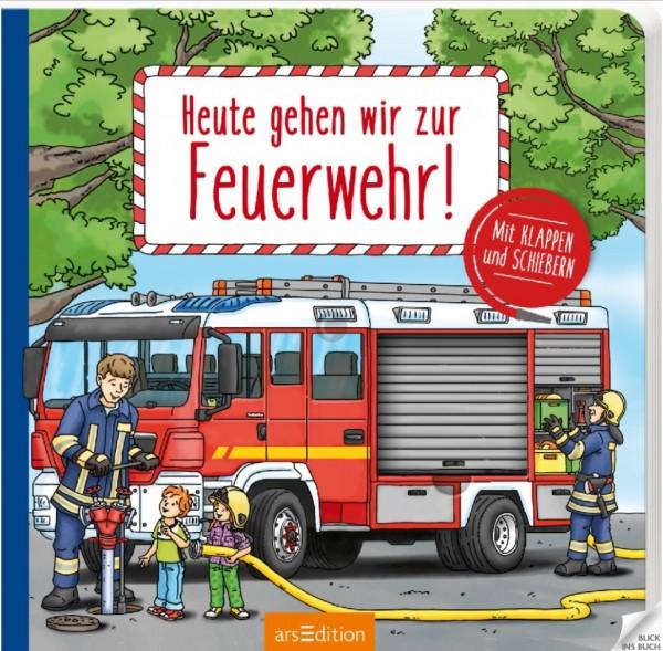 Wir gehen zur Feuerwehr ab 2 Jahre