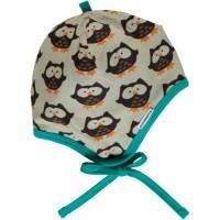 Warme Babymütze - innen weiches Velour