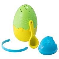 SpielStabil Wunder-Ei für Sandspiele - 5 tlg. grün